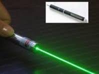 Waspadai, Laser Pointer Dapat Merusak Mata Anda!