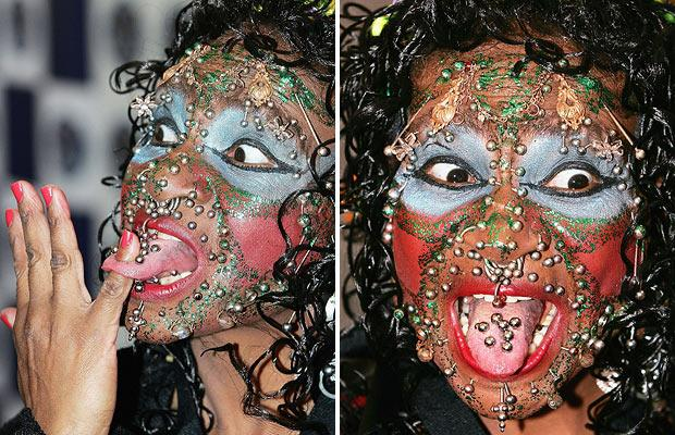 Guinness World Records: Most Pierced Woman in the World ...