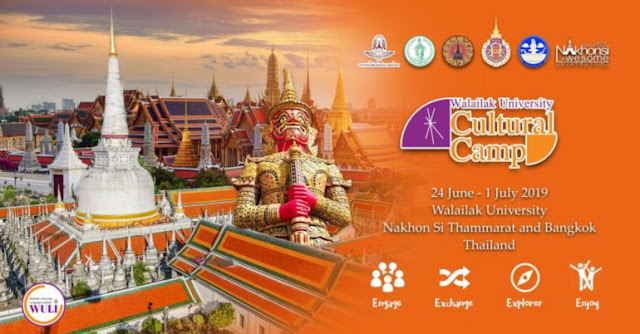 Madison : Bangkok university scholarship 2019
