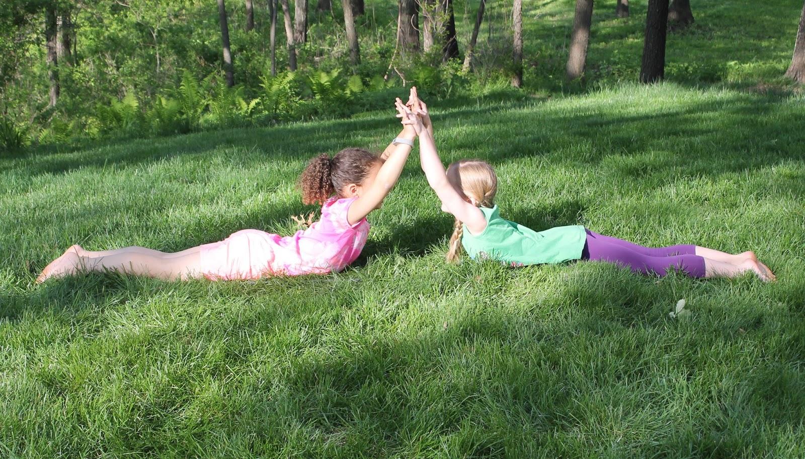 Jungle Yoga Adventure For Kids