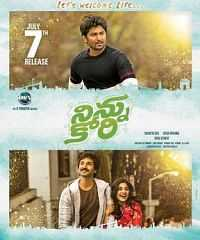 Ninnu Kori (2017) Telugu Full Movie Free Download Mkv HDRip