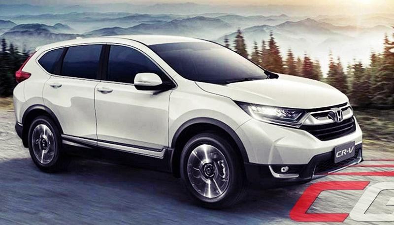 Honda crv 2018 suv spec honda cr v deals for Honda crv packages