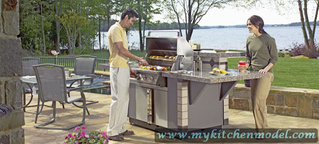 Outdoor Kitchen Kits Lowes