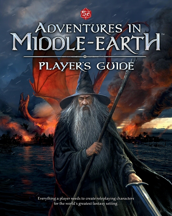 Tenkar S Tavern Adventures In Middle Earth Player S Guide