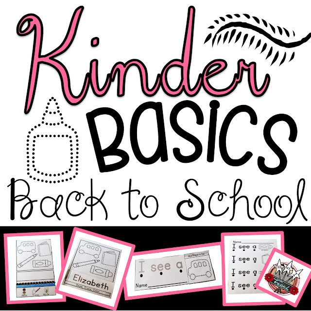 Back to school routines and procedures