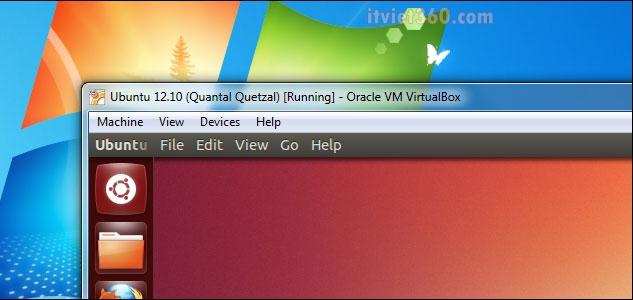 5 cách chạy phần mềm Linux trên HĐH Windows