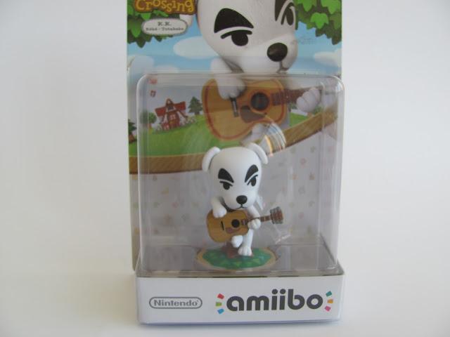 K.K Amiibo Box