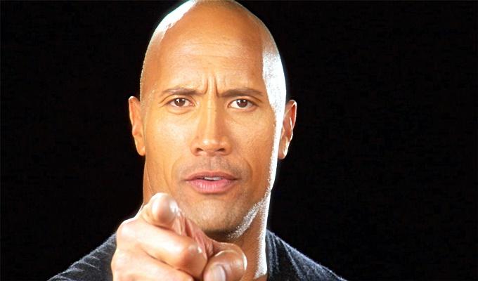 The Rock declarado o homem mais sexy vivo?! Sério isso?