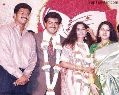 Ajith Shalini Wedding Photos-Images and stills