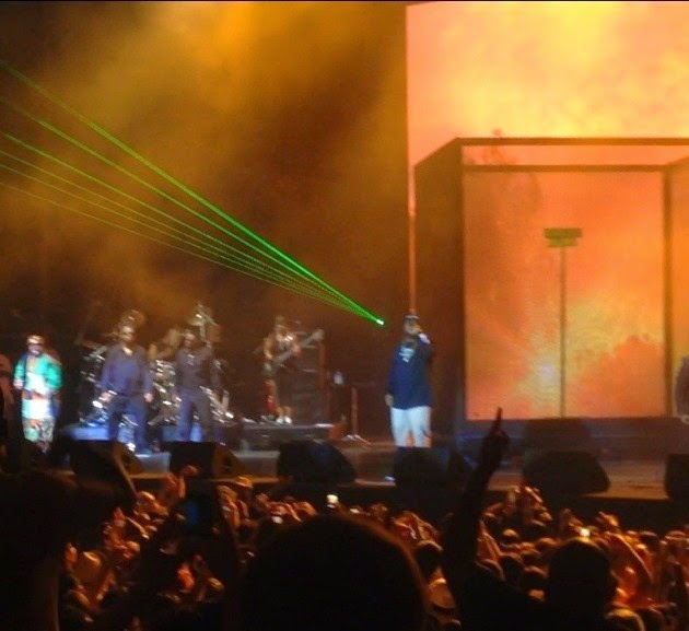 VIDEO: Outkast Brings Out Bun B At OVO Fest