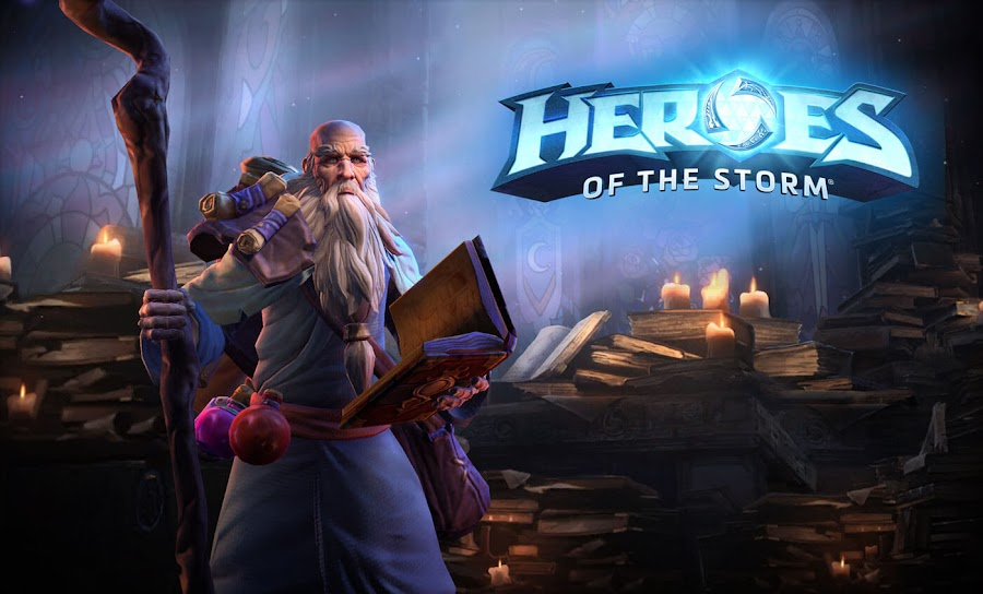 blizzard deckard cain diablo heroes of the storm
