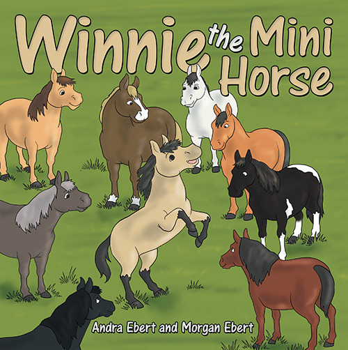 Winnie the Mini Horse book cover