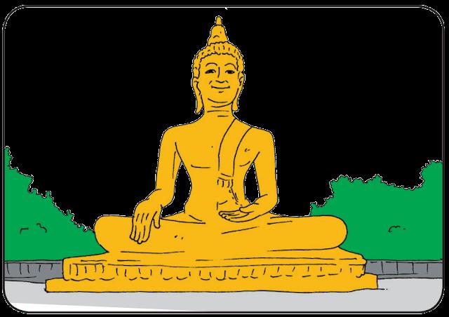 kehidupan budaya masyarakat thailand