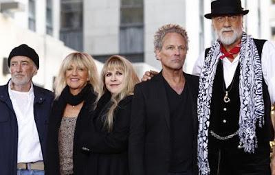 Fleetwood Mac Penyanyi Dengan Gaji Tertinggi di Dunia