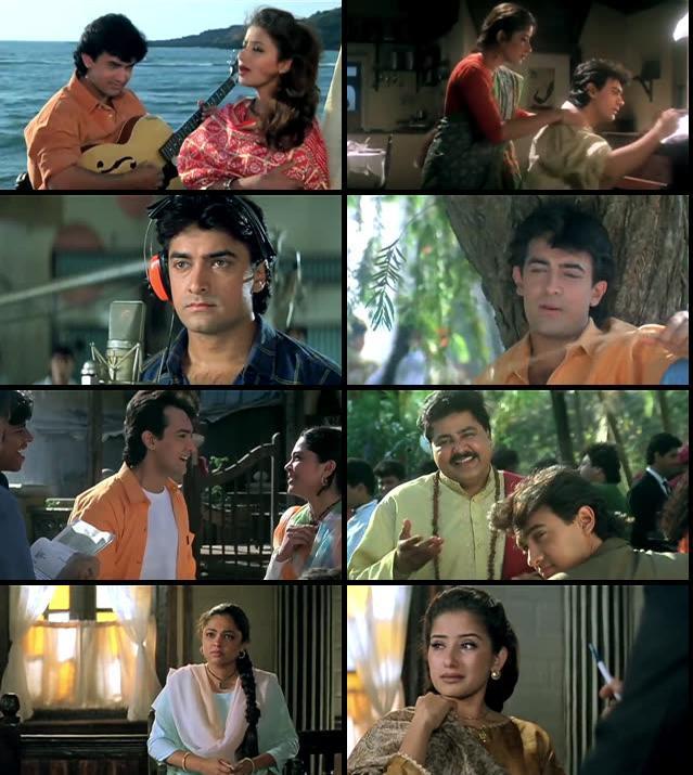 Download Akele Hum Akele Tum 1995 Hindi 480p HDRip 400mb