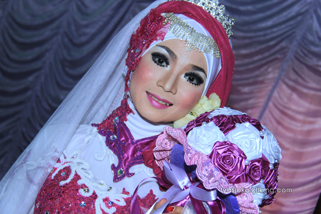 Foto Liputan Pernikahan Tyas & Joko | Bag.11 - Album Foto Tyas & Joko I | Klikmg.com Fotografer Pernikahan Purwokerto