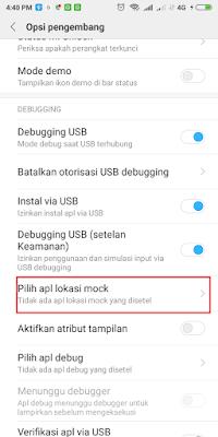 Cara Membuat Lokasi Palsu di Android Mudah dan Berhasil