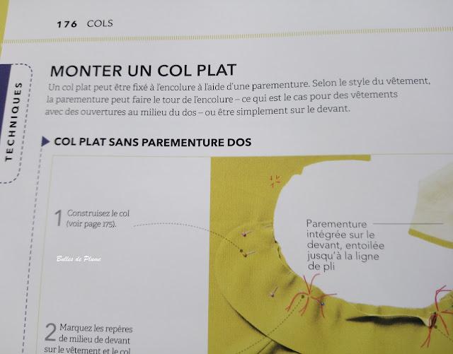 Bulles de Plume La nouvelle encyclopédie de la couture Flammarion