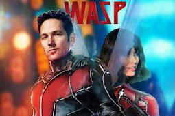 Ant-Man and the Wasp (2018) 1GB 720P HDTS Dual Audio [Hindi-English]