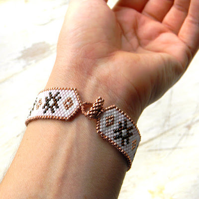 купить браслеты на руку цена украшения из бисера этника лето бохо