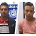 Pai e filho são presos suspeitos de estuprar duas meninas de 12 anos em Jucati