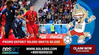 perancis 1-0 belgia piala dunia 11 juli 2018