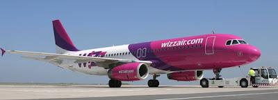 WizzAir - Inca o lansare la Craiova