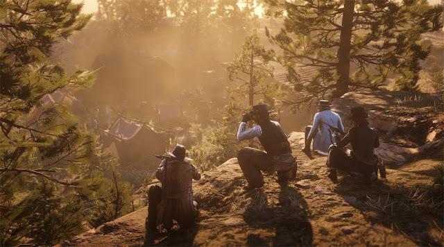 روكستار تكشف رسميا عن موعد طرح التحديث القادم للعبة Red Dead Redemption 2 و هذا ما يركز عليه ..