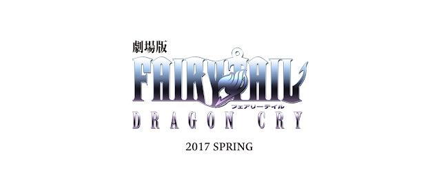 Fairy Tail : Dragon Cry, Actu Ciné, Cinéma, Hiro Mashima,