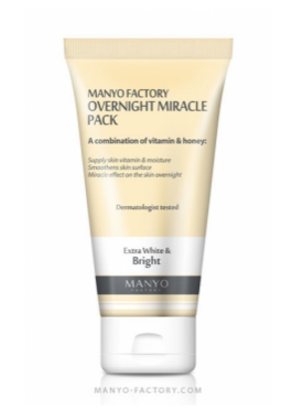Manyo Factor Overnight Miracle Pack