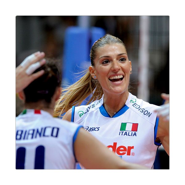 Think, that Volleyball player francesca piccinini opinion you