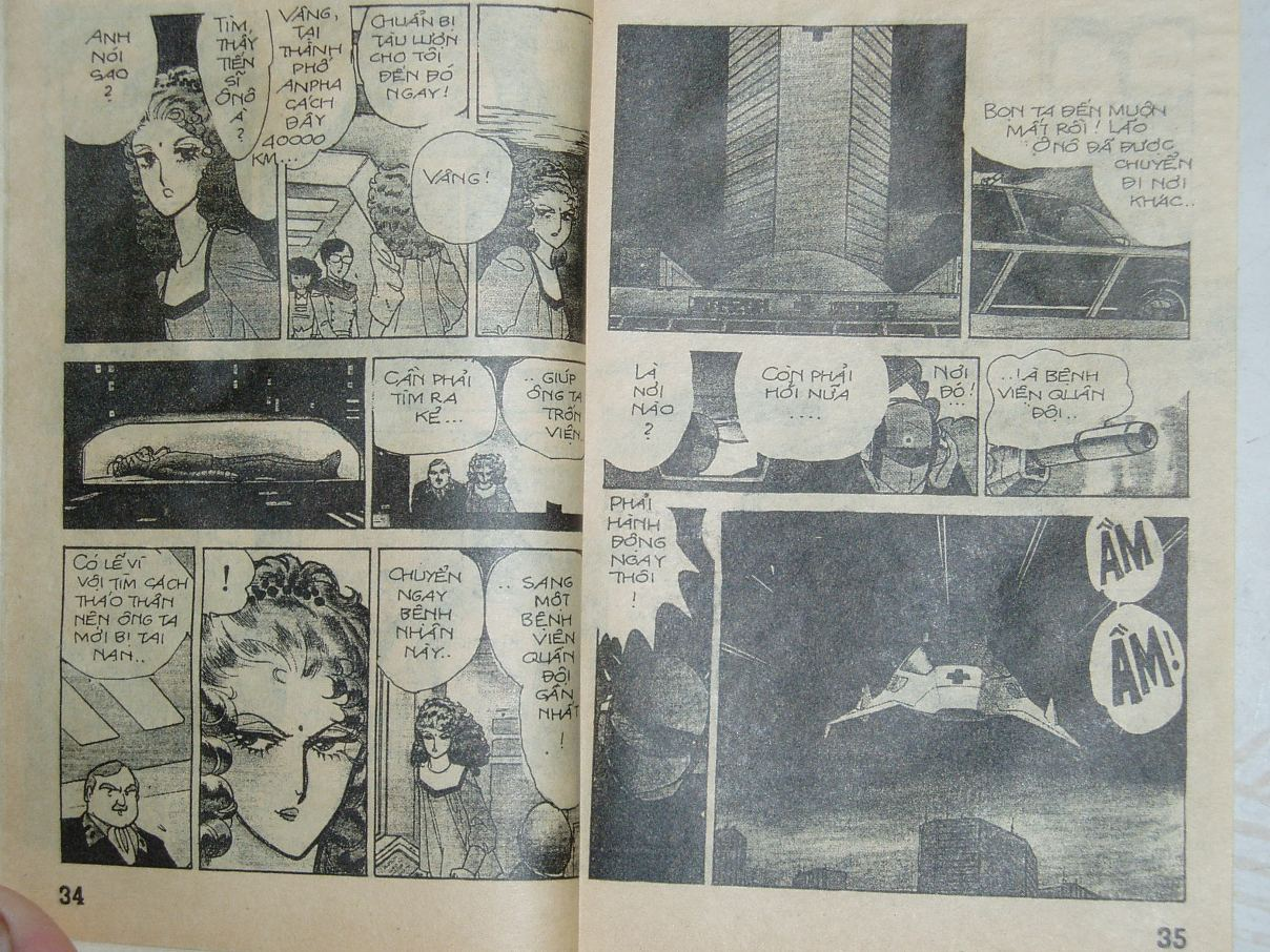 Siêu nhân Locke vol 12 trang 16