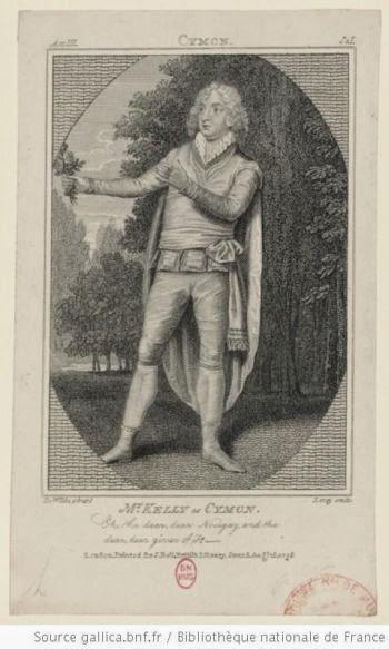 Michael Kelly tenor