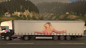 Ellie Goulding trailer mod