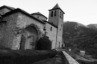 Iglesia Valle de Ordesa