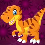 G4K Velociraptor Dinosaur Escape