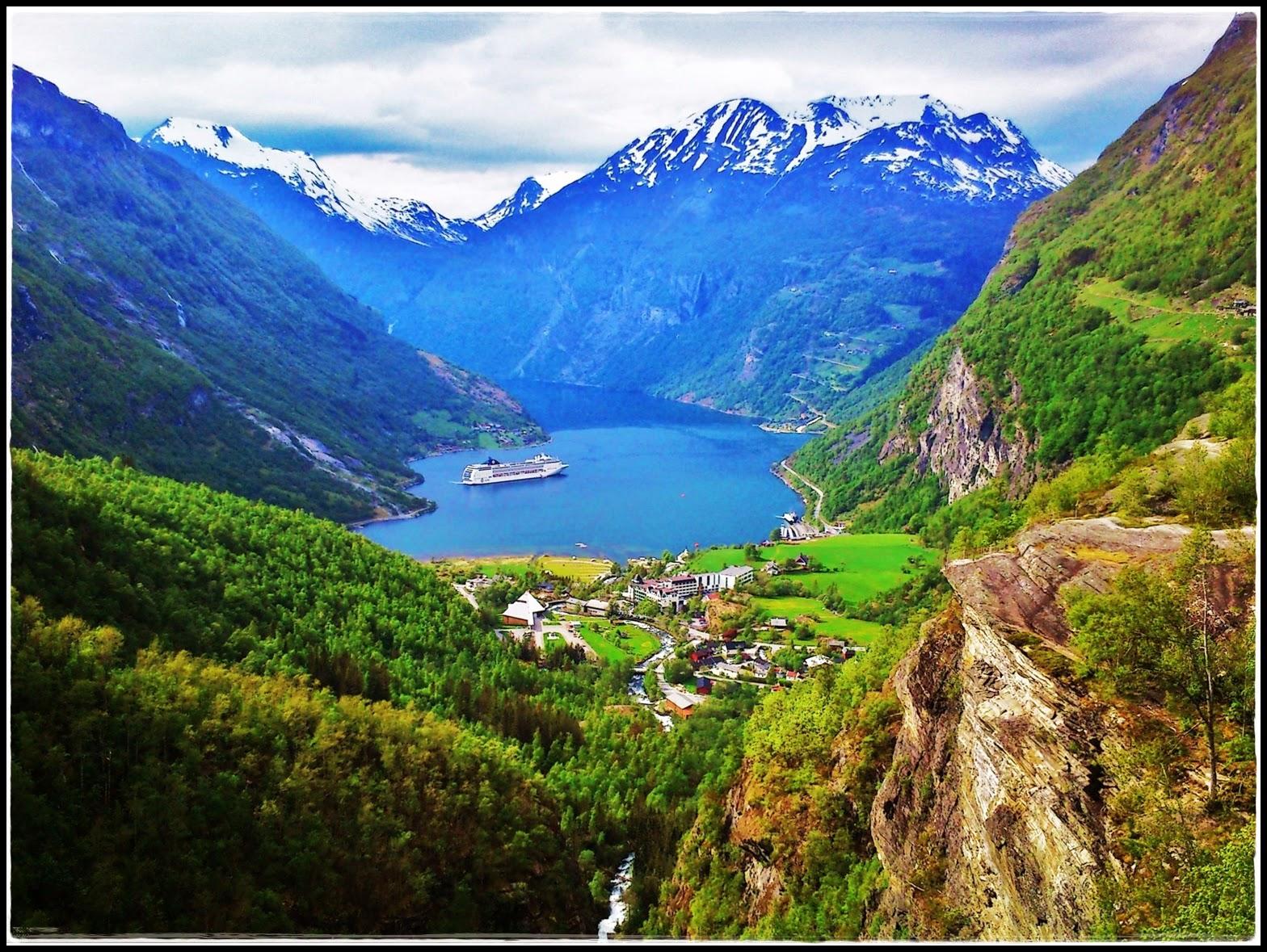 2014 - Geirangerfjord