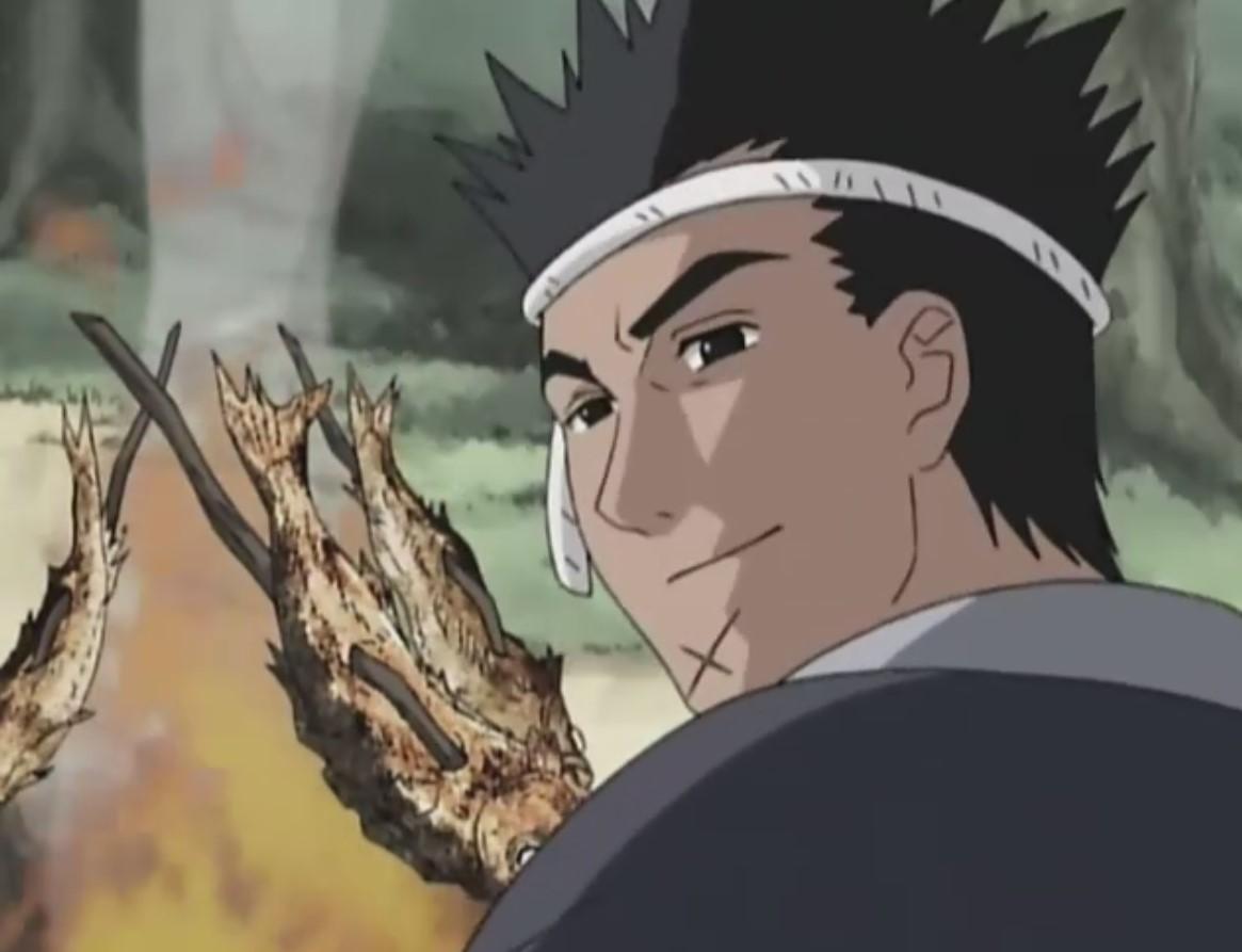 Naruto Clássico: Episódio 11 – A Terra Onde uma Vez um Heroi Viveu