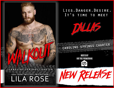 #NewRelease #SpotLight ~ Walkout By Lila Rose ~ @LilaRose78