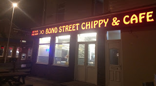 Weekly Goings-On Sponsored by Bond Street Chippy, South Shore, Blackpool