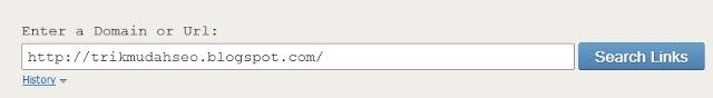cara mengetahui jumlah backlink dari blog orang lain