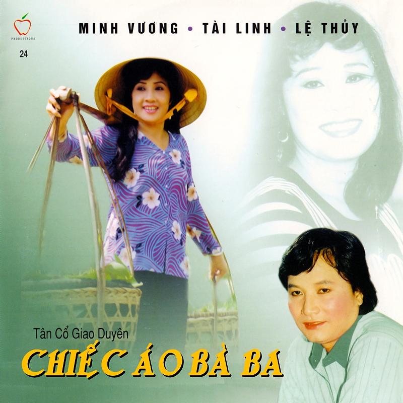 Apple CD024 - Minh Vương - Chiếc Áo Bà Ba (NRG)