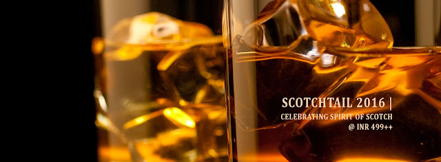 SCOTCHTAIL 2016 | CELEBRATING SPIRIT OF SCOTCH @ THE LONG BAR, HYATT REGENCY GURGAON