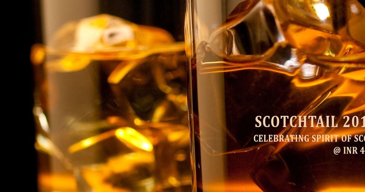 ... OF SCOTCH @ THE LONG BAR, HYATT REGENCY GURGAON- Pocket News Alert