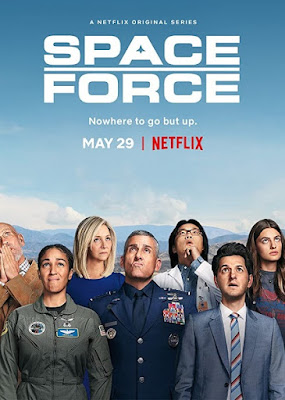 Space Force S01 Dual Audio Series 720p HDRip HEVC x265