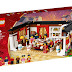Chinese New Year Eve Dinner & Dragon Dance LEGO Sets For Malaysians [PICS]