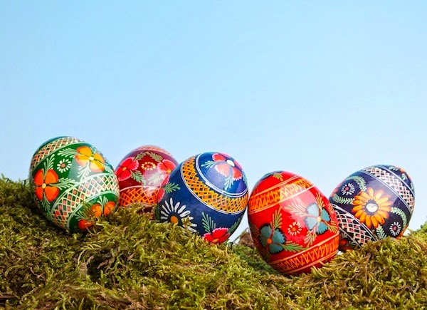 Easter Egg Decoration art