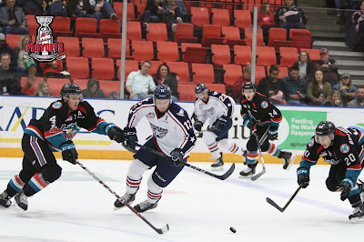 WHL: Rockets Backs Are Against The Wall!
