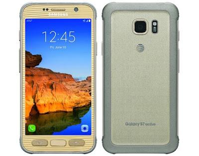 ظهور Galaxy S7 Active باللون الذهبي