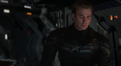 Avengers 4 endgame trailer stills captain america